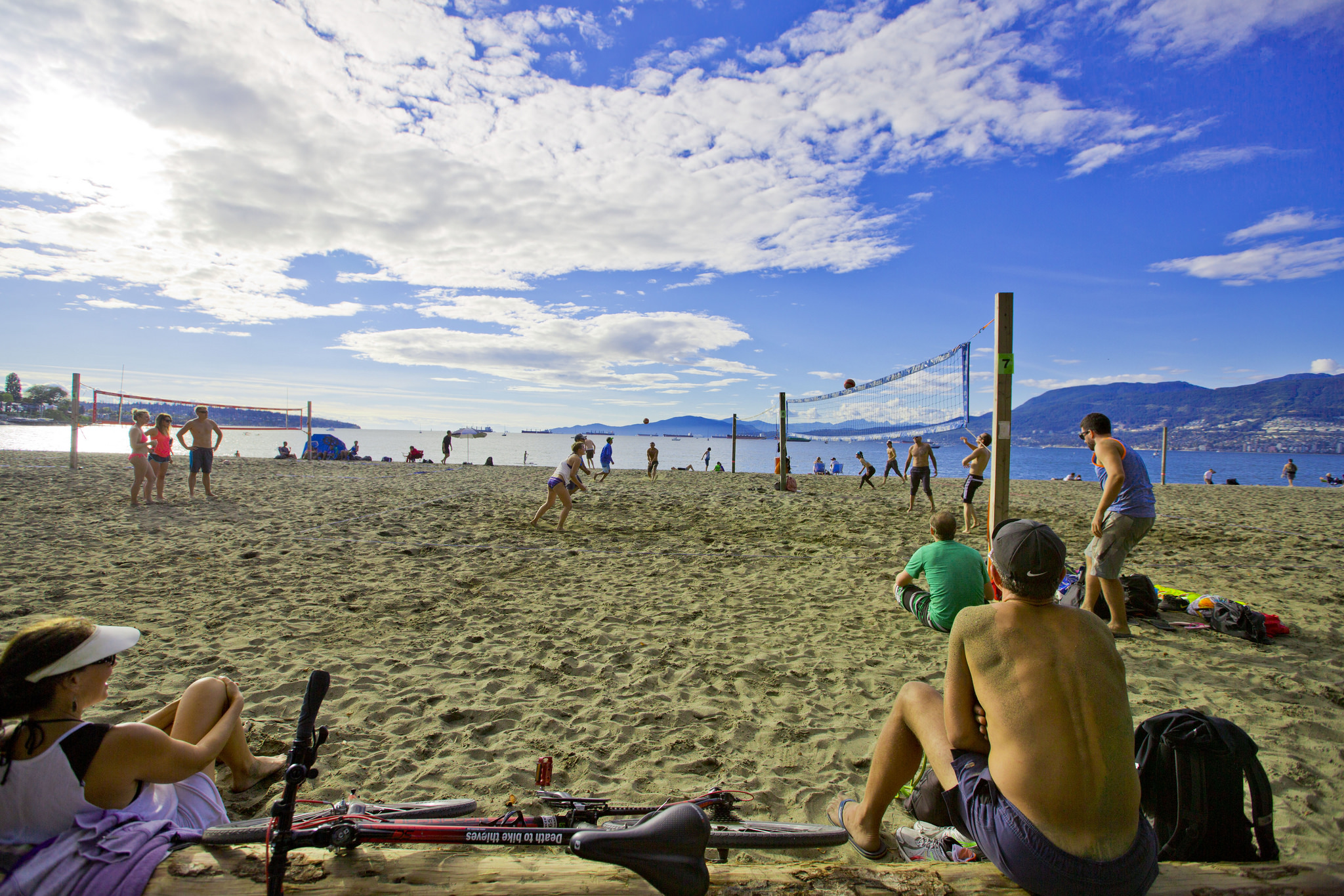 Best Beaches To Visit Near Downtown Ywca Hotel Vancouver