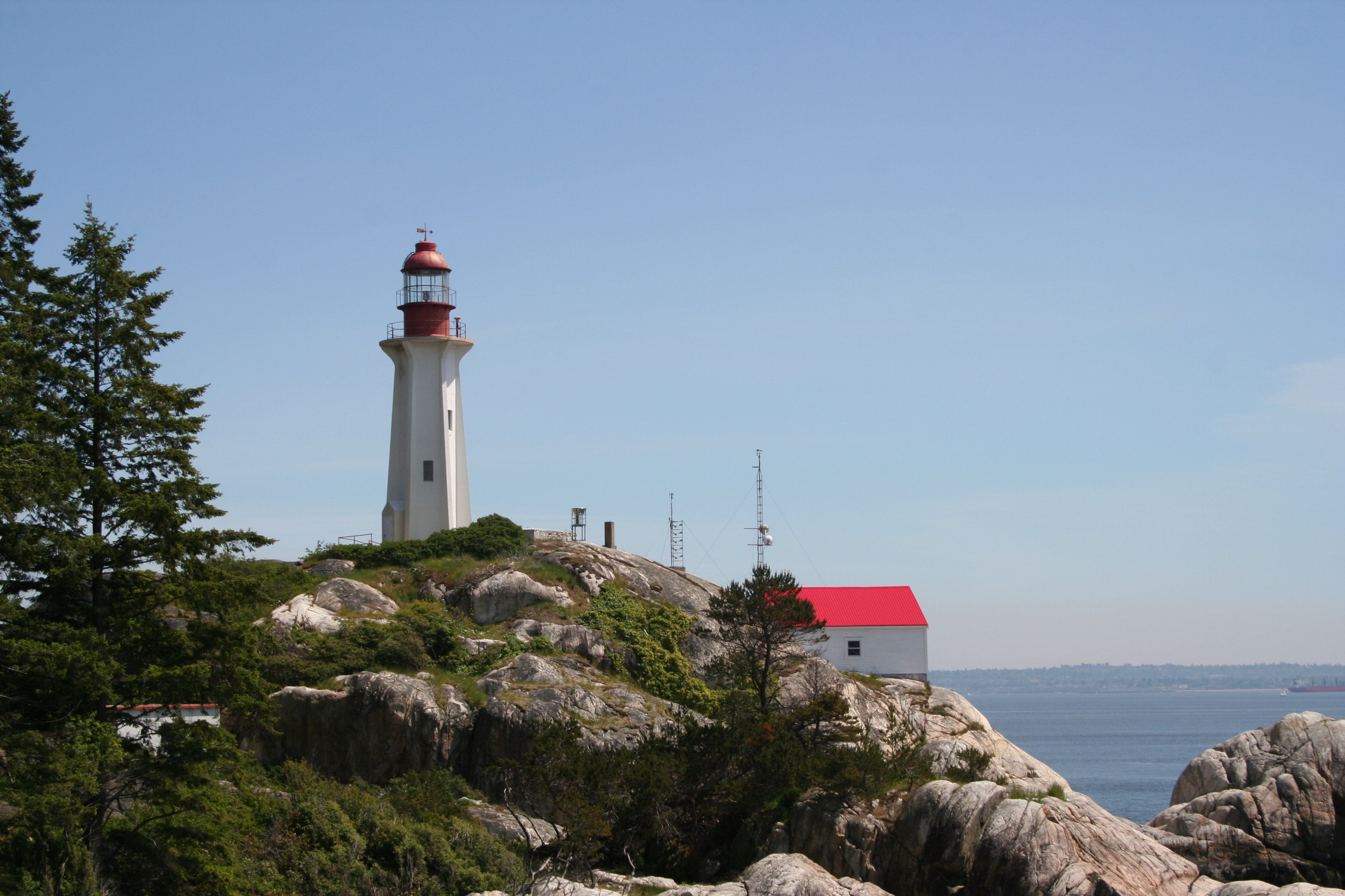 Lighthouse Park - Family-friendly hike