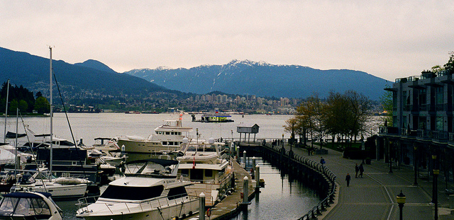 Photo of Coal Harbour by Chris Clogg