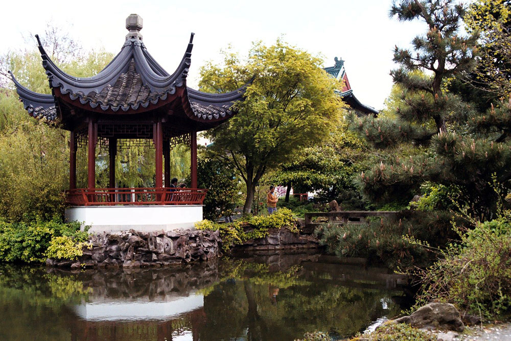 Dr. Sun Yat Sen Park and Classic Chinese Garden