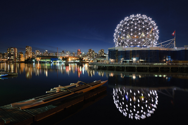 False Creek Science World
