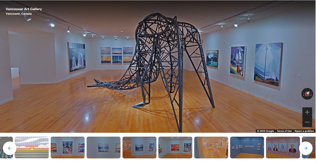 Vancouver Art Gallery Virtual Tour