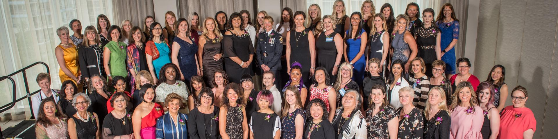 Women of Distinction Nominees 2018