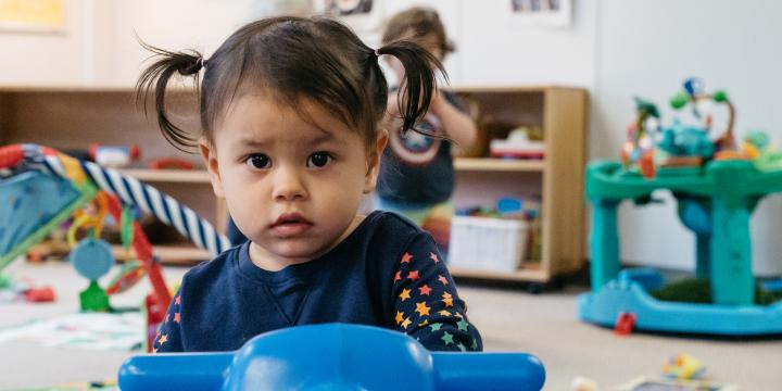 Essential for Families: YWCA Child Care