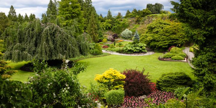 7 Beautiful Parks and Gardens in Vancouver