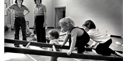 YWCA child care archive