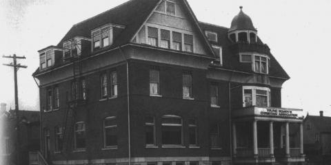 First YWCA Building