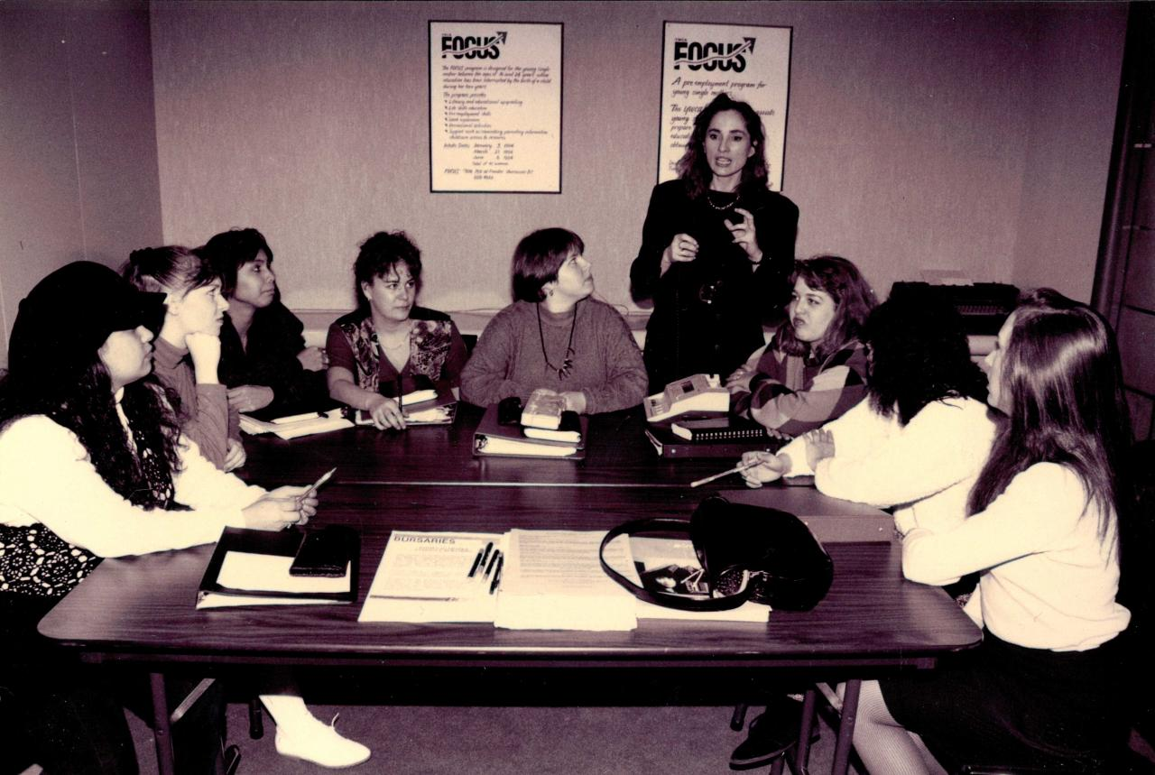 YWCA employment archive