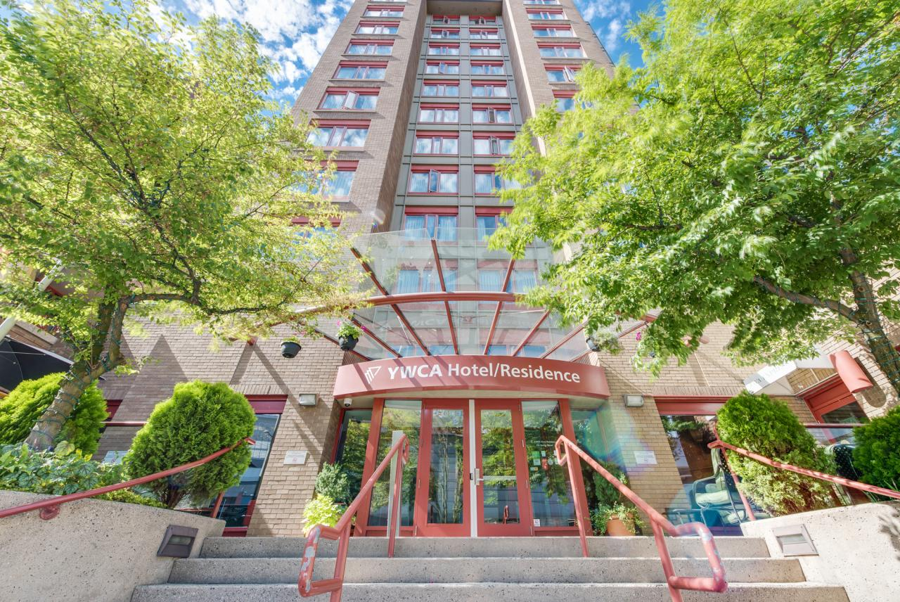YWCA Hotel Vancouver - Self-Quarantine Rooms Available