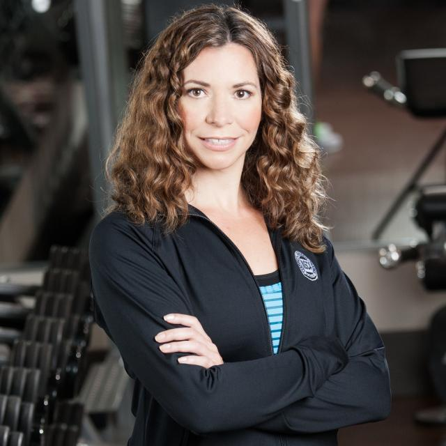 Catherine King personal trainer