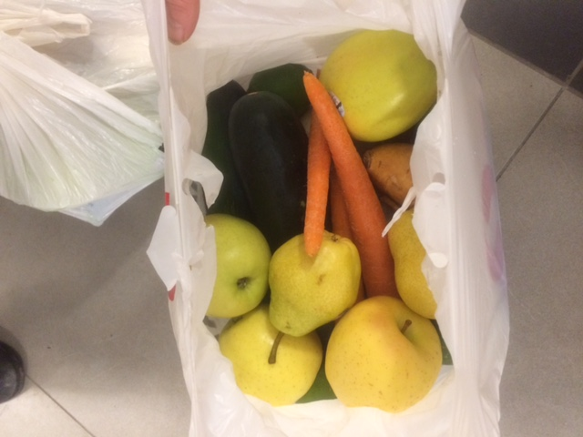Fresh produce set to be delivered to single moms